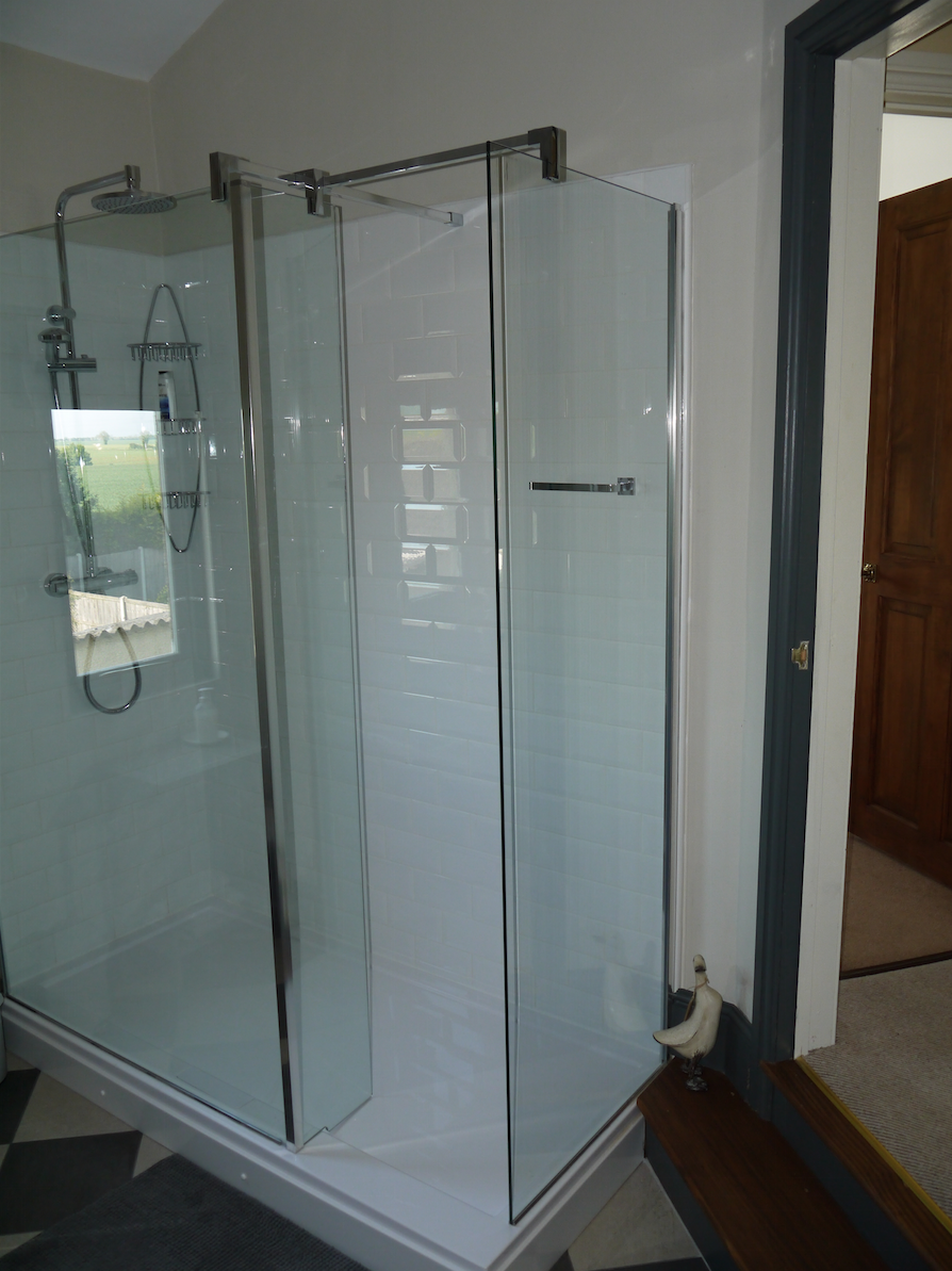 Bathroom refurbishment in Dorrington