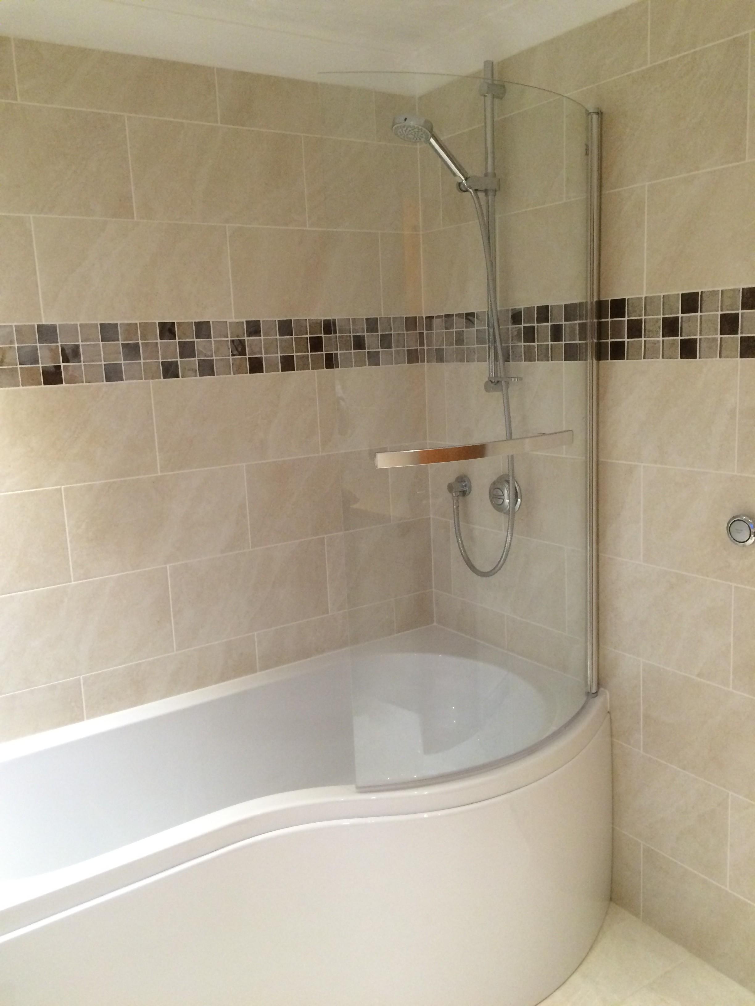 Bathroom refurbishment completed at Caythorpe