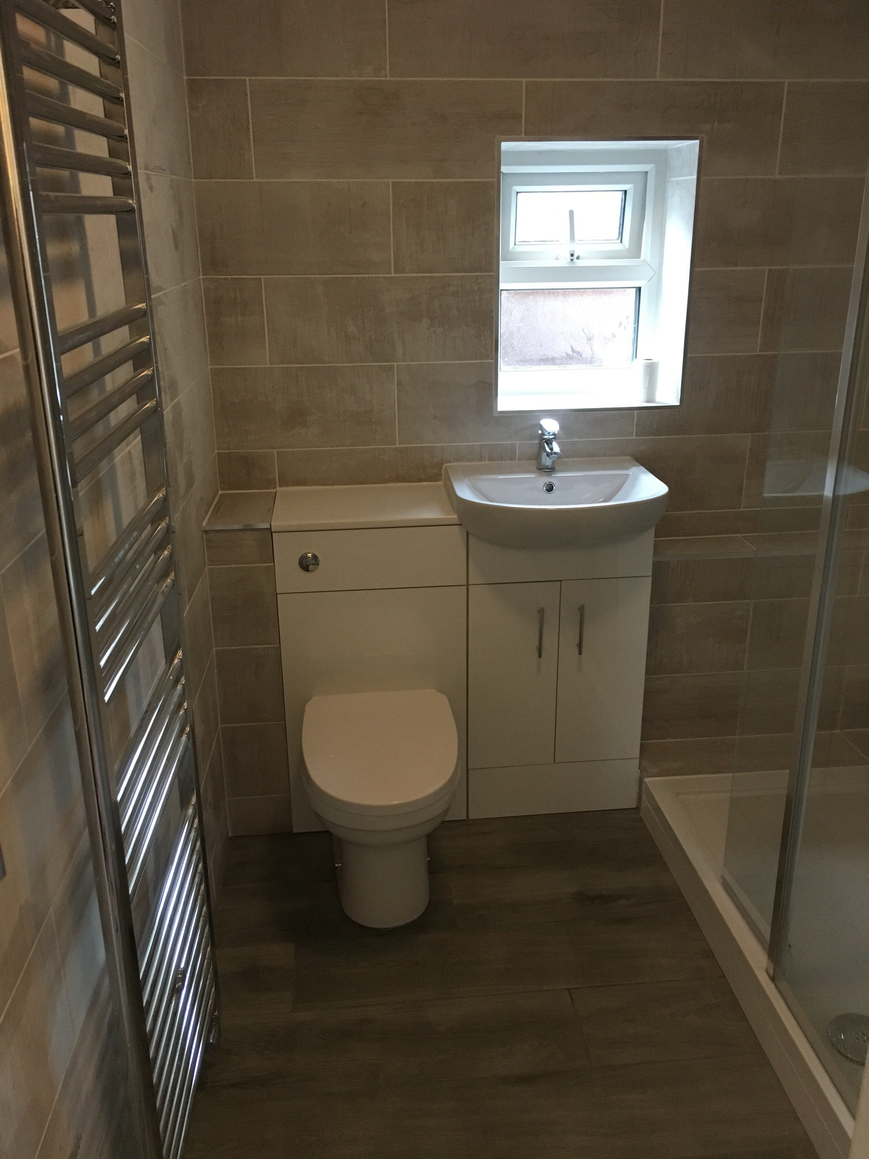 Bath removal and walking shower tray installation in Coningsby